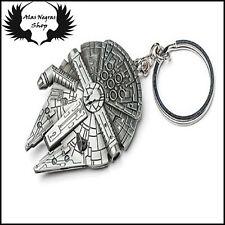 Llavero Réplica Halcon Milenario Key Chain Millennium Falcon