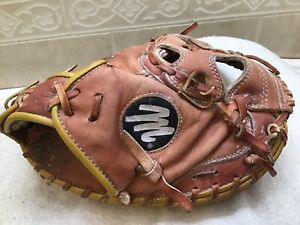 "MacGregor MM100 30"" Gary Carter Youth Baseball Catchers Mitt Right Hand Throw"