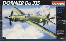 Monogram 1:48 Dornier Do-335 Plastic Aircraft Model Kit #74001