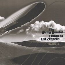 Various Artists - String Quartet Tribute to Led Zeppelin 1&2 / Various [New CD]