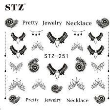 UNGHIE STICKER UNGHIE ADESIVI Tattoo UNGHIE NAIL ART DESIGN gioielli 251