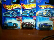 3 Vintage Hot Wheels 2004 First Edition Tooned Furiosity #063, z28 071 unopened
