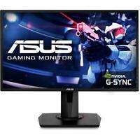 "Asus VG248QG 24"" 16:9 FHD 165Hz TN LCD Gaming Monitor with G-SYNC/Adaptive-Sync"