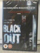 Blackout (DVD 2009) RARE HORROR THRILLER AMBER TAMBLYN BRAND NEW / AMAZON 195.00