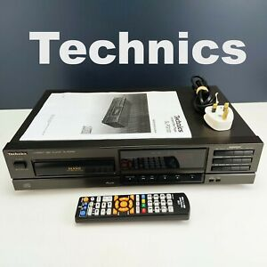 Technics CD Player with Remote + PHILIPS CDM 4/19 Transport