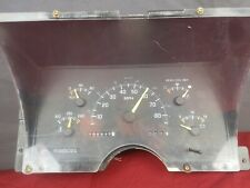 ✅ 97-99 MPH DIESEL Suburban C1500 C2500 C3500 Tahoe Speedometer Cluster 195k OEM