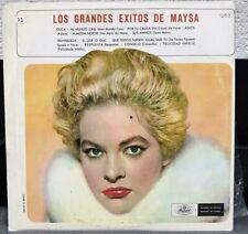MAYSA -LOS GRANDES EXITOS DE MAYSA- MEXICAN LP SOC BOSSA NOVA