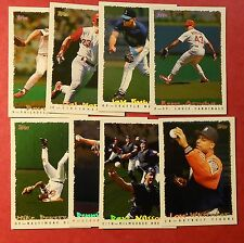 1995 Topps Cyberstats Inserts Lot - You Pick 20 - Complete Your Set