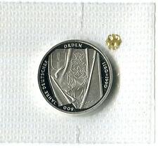 10 DM Deutschland 1990 J 800 Jahre Deutscher Orden Silber PP M_874
