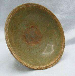 Song Dynasty Green/Grey Glazed Bowl