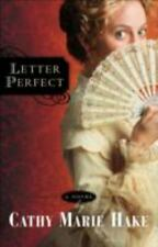 LETTER PERFECT by Cathy Marie Hake