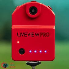 LIVEVIEW PRO GOLF SWING VIDEO CAMERA / DIGITAL GOLF MIRROR / GOLF SWING ANALYSER