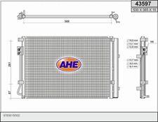 Kondensator Klimakondensator Klimakühler Klimaanlage HYUNDAI Accent IV 1.4 i 16V