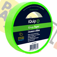 iQuip 30-day ENVO Masking Tape 36mm x 50m UV Resistant, Waterproof - FREE POST!