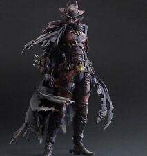 Hot DC Comics Variant Play Arts Kai Batman Timeless Wild West Figure Model Toy