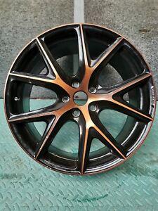 "Genuine Seat Leon CUPRA 19"" Alloy Wheel 5F9071499A 8j Et45 #57"