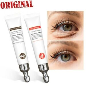 2pcs Eye Creams Crocodile and Peptide Collagen Anti-Wrinkle Remover Dark Circles