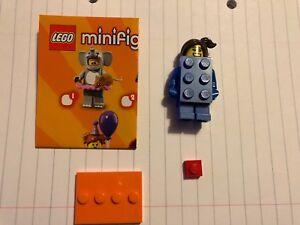 LEGO MINIFIGURES SERIES 18 BRICK SUIT GIRL  BRAND NEW