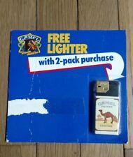 Camel Filters Cigarette Lighter