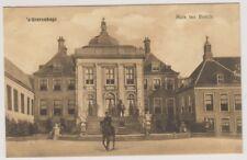 Netherlands postcard - Gravenhage, Huis ten Bosch