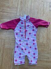 UV Suit Rash Guard Swimwear Girls 12-18 Months 1-1.5 Years Mini Mode
