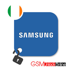 Unlock Code For Three Meteor Vodafone O2 Tesco Ireland Samsung Galaxy S8 S9 Plus