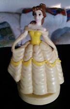 Belle from Disney's Beauty & the Beast Stamp Figurine.