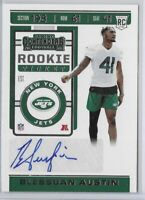 2019 Contenders Blessuan Austin Rookie Ticket Auto SP No. 217