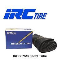 IRC Tube 2.75/3.00-21 Tire Tube TR-4 Valve Honda CR125R 250R 500R