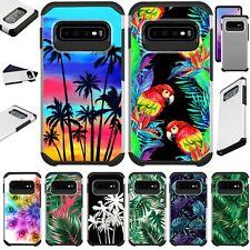 FUSION CASE For Samsung Galaxy S10 4G / S10E / S10 E / S10 Plus Phone Cover B28