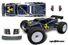 RC Graphics Kit Decal Sticker Wrap For JConcepts Punisher RC8T Illuzion MELT Y U