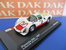 Die cast 1/43 Modellino Auto Porsche 906 24H Le Mans 1967