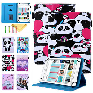 """Pattern Leather Stand Case Cover For Universal Tablet fr 7"""" 7.9"""" 8"""" 9.7"""" 10 inch"""
