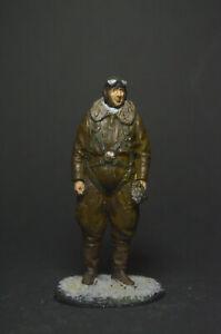 Tin soldier figure Japanese pilot, 1943-45 54 mm