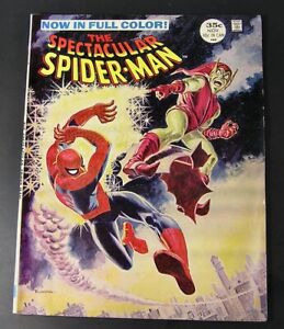 Dc Comic THE SPECTACULAR SPIDER-MAN Vol. 1 #2 1968 VG/Fine (lot b)