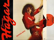 SAMMY HAGAR danger zone E-ST 12069 -1/-1 1st uk press with inner LP EX+/EX