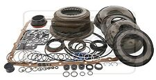 Dodge 68RFE Transmission  Raybestos GPZ High Performance Less Steel Rebuild Kit