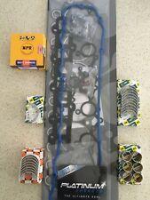 MINOR ENGINE REBUILD KIT- TOYOTA LANDCRUISER HDJ80 4.2L 1HD 1HDT 1HD-T 5/90-1/95