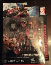 Wreck-Gar Transformers Action Figure Power of the Primes Generations NEW 2017