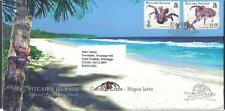 PITCAIRN ILDS,  2009 COCONUT CRAB FDC, CAT £13