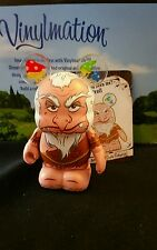 "DISNEY Vinylmation 3"" Park Set 1 Myths and Legends Cave Troll Mushroom with Card"