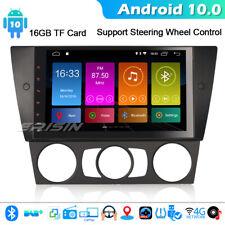 """9"""""""" Android 8.1 DAB Autoradio GPS radio BMW E90 3er E91 E92 E93 Cabriolet Saloon"""