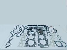 FITS NISSAN ELGRAND E51 3.5i V6 PETROL 2002-2010 COMPLETE GASKET SET