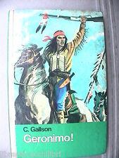 Narrativa Ragazzi GERONIMO C Gallson Illustrazioni a colori A D Agostini Libro