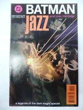 batman jazz 2 of 3  dc  comics