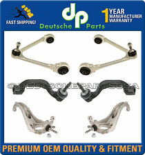 FORD THUNDERBIRD FRONT UPPER LOWER CONTROL ARM ARMS BALL JOINTS TIE ROD RODS 6