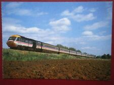 POSTCARD INTERCITY LOCO NO 43058