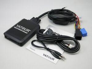 Digital Media Changer USB SD Aux iPod Interface For 8Pin Audi Vw Skoda Seat