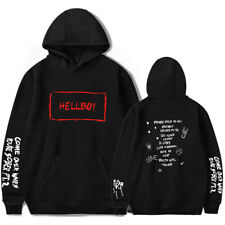Lil Peep Men Women Leisure Hoodie Pullover Hip Hop Jacket Sweatshirt Unisex Coat