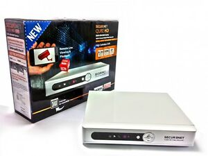 Securenet 8 Channel Full 960H D1 CCTV Digital Video Recorder DVR with Hard Drive